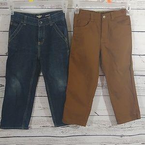 👖*2* 5T Pants